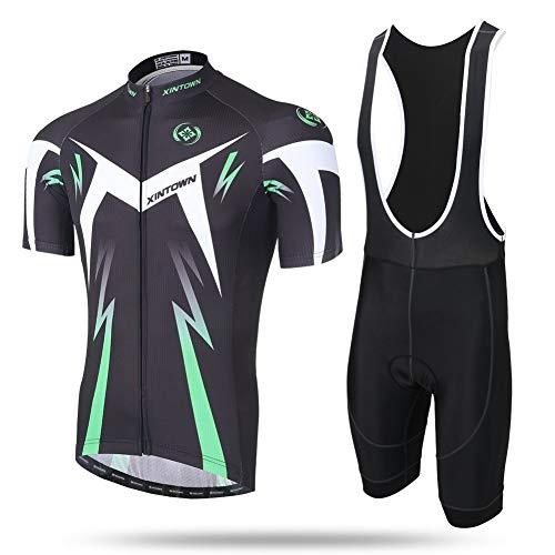 Saisma zomer heren outdoor sportkleding ademend korte mouwen 3D print design zomerjurken sport jongens dromen fietskleding jersey shorts prime sets
