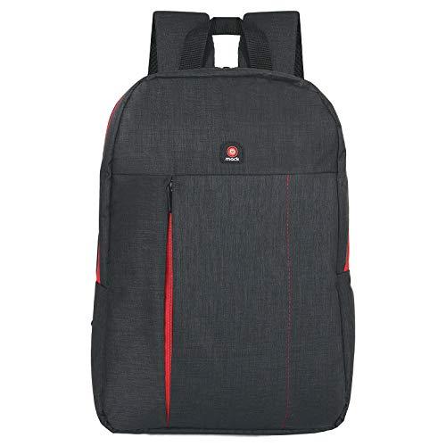 Mack Procity 39,6 cm (15,6 Zoll) wasserabweisender Laptop-Reiserucksack, geschütztes Fach, Tablet-Abschnitt, stabiler Griff, Doppelreißverschluss, leichtes Design, starke Schnallen