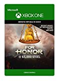 for honor currency pack 65000 steel credits | xbox one - codice download