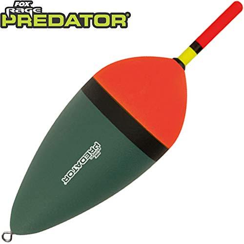 Fox Rage Predator HD Stubby Swivel Float - Hechtpose, Pose zum Hechtangeln, Schlepppose, Angelpose, Raubfischpose, Tragkraft:50g