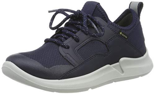 Superfit Jungen Thunder Gore-Tex Sneaker, Blau (Blau 80), 33 EU