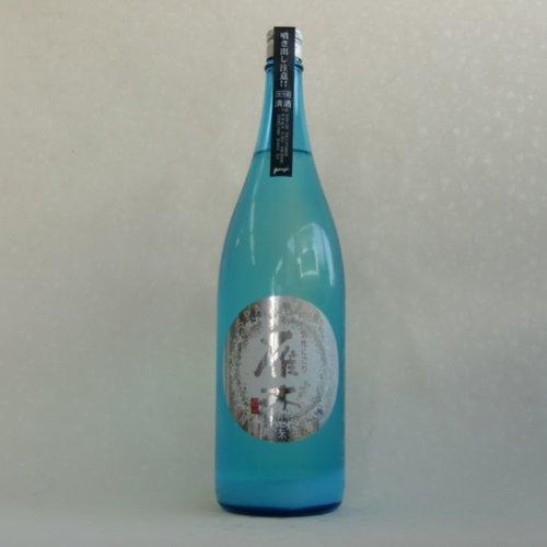 雁木 活性にごり 発泡純米原酒 1.8L