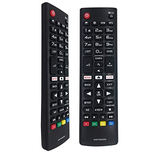 New Replacement Remote Control f...