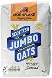 Mornflake Mighty Oats Scottish Jumbo Oats, 1.5 kg , Pack of 5