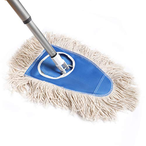 Fuller Brush Dry Mop - Commercial Floor Dusting & Mopping Cleaner w/...