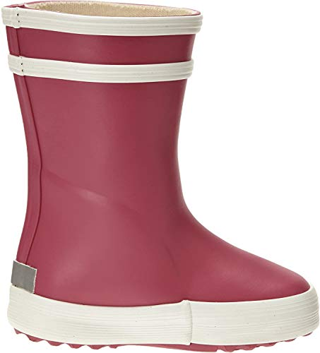 Aigle Unisex-Kinder Baby Flac Gummistiefel, Pink (Rose New), 23 EU