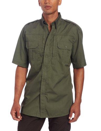 Propper Men's Short Sleeve Tactical Shirt, Olive, X-Large Regular