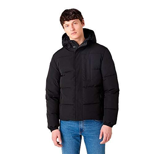 Wrangler Mens The Bodyguard Jacket, Black, 3XL