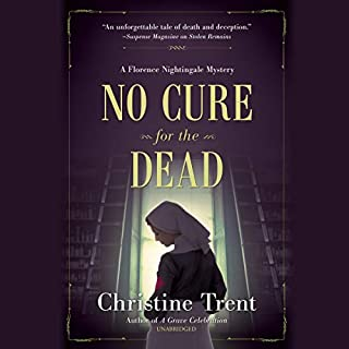 No Cure for the Dead audiobook cover art