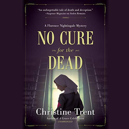 No Cure for the Dead cover art