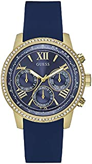 Guess Sport Watch for Women, Silicone, Analog - W0616L2