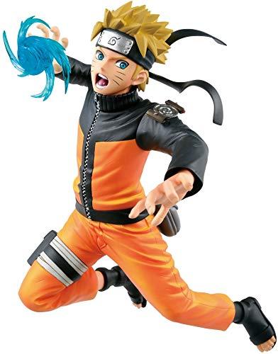 Banpresto Naruto Shippuden Vibration Stars - Figura de Uzumaki Naruto (17 cm)