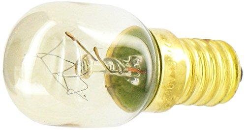EUROPART E14Kühlschrank und Gefrierschrank SES Lampe Glühbirne, 15W, 1Stück