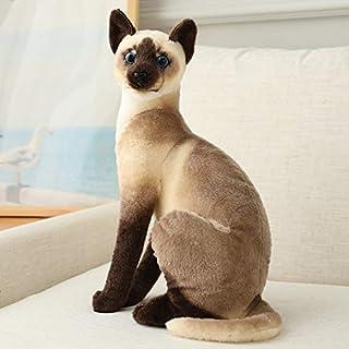 20-45 cm Creatieve schattige Pluche Kat Pop Zacht Knuffeldier Pluche Kitten Speelgoed voor Kinderen Cartoon Kids Meisjes b...