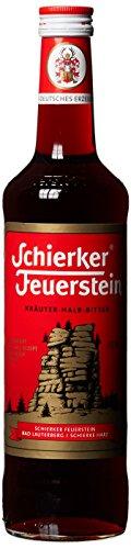 Schierker Feuerstein Kräuter-Halb-Bitter, Kräuterlikör (1 x 0.7 l)