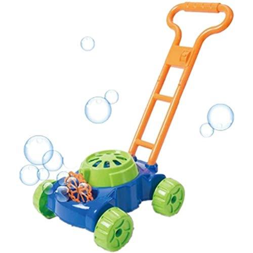 Der Elektronische Blasenmaschine Bubble Machine Kabinenroller Wird Den Innen Außenbereich Geliefert Drücken Komplett Automatisch Spielzeug Mit Musik,1