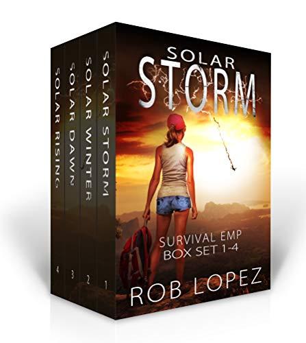 Solar Storm Survival EMP Box Set: Books 1-4 (English Edition)