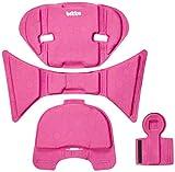 ブリヂストン(BRIDGESTONE) フロントチャイルドシートクッション ピンク FBIK-K B403560P-P