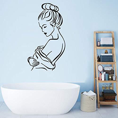 AKmene Moda Mujer Accesorios de decoración del hogar Pegatinas Accesorios de decoración del hogar 42 cm x 23 cm