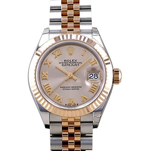 ロレックス ROLEX デイトジャスト 28 279171 サンダストローマ文字盤 腕時計 レディース (W197116) [並行輸入品]