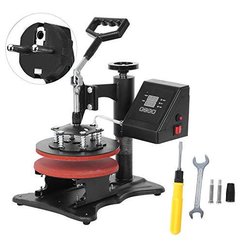 chengong Máquina de Prensa de Calor de 300 W, máquina de Transferencia de sublimación de Impresora de Prensa de Calor Digital,(European Standard 220V)