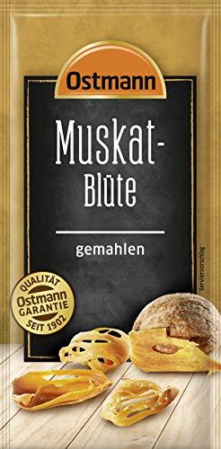 Ostmann Gewürze Muskatblüte gemahlen, 10 g