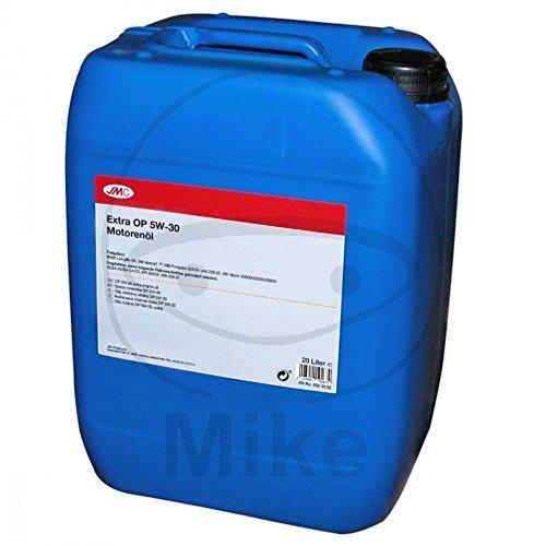 Motoröl 5W30 OP 20 Liter JMC extra Ablasshahn 6502007