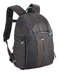 CULLMANN SYDNEY pro TwinPack 600+, 2in1 Fotorucksack/Daypack, Wanderrucksack, für Spiegelreflexkameras und Zubehör, Innenmaß Kamerafach 320x400x150mm