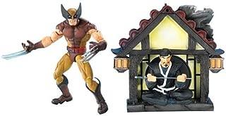 Hasbro Marvel Legends Series VI Brown Costume Wolverine Action Figure