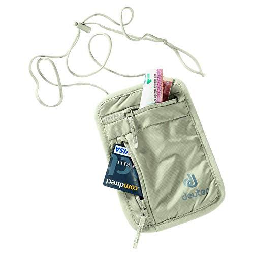 deuter Accessories Security Wallet I Taillensafe Brustbeutel 18 cm