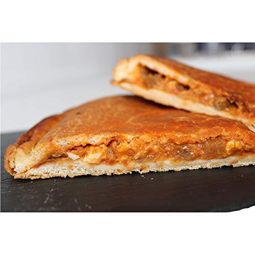 Empanada de Atún - Empanada artesana elaborada por el Horno Berciano tiene un peso de 1,2 kg aproximadamente