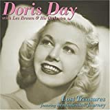 "album cover: ""Hidden Treasures"" by Doris Day"
