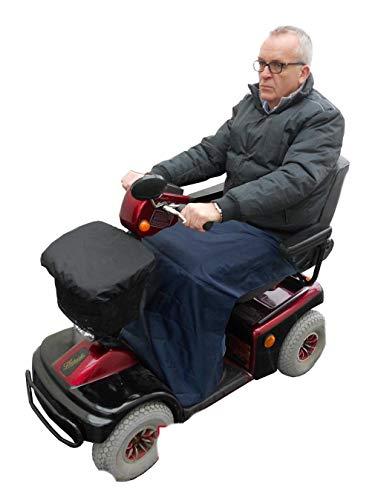 """Beinschutzdecke Elektromobil – Rollstuhl """"Basic"""""""