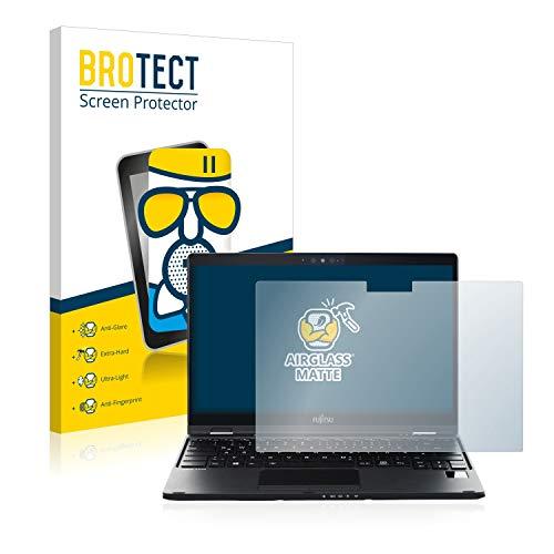 BROTECT Entspiegelungs-Panzerglasfolie kompatibel mit Fujitsu Lifebook U939X - Anti-Reflex Panzerglas Schutz-Folie Matt