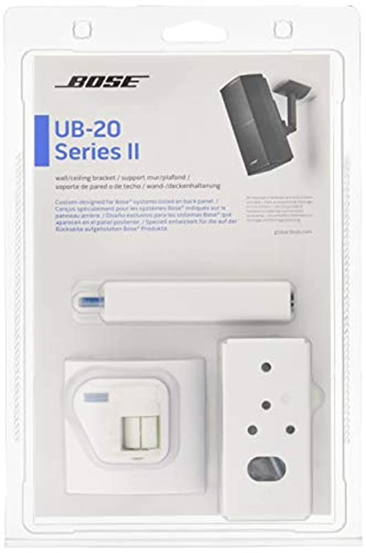 Bose UB-20 Series II wall / ceiling bracket