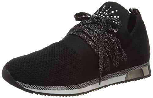 MARCO TOZZI Damen 2-2-23738-34 Sneaker, Schwarz (Black Comb 098), 41 EU