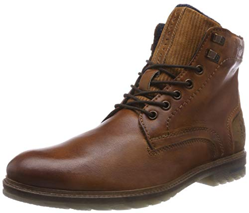 bugatti Herren 321618334100 Klassische Stiefel, Braun, 43 EU