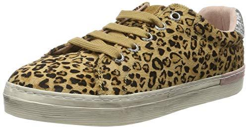 Gioseppo 56308, Zapatillas Niña, Multicolor (Leopardo Leopardo), 31 EU