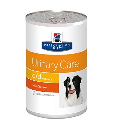 Hills Prescription Diet Canine c/d Dose 12x370 g