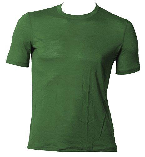 super natural M Base Tee 140 t-Shirt Thermique, Homme XXXL Multicolore (Musk)