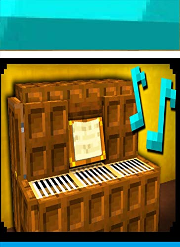 How to Make a Working Piano in Minecraft: Ultimate Guide (English Edition)