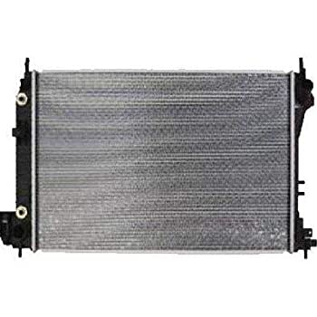 Go-Parts - for 2014 - 2018 Jeep Cherokee Radiator 68284108AA CH3010364 Replacement 2015 2016 2017