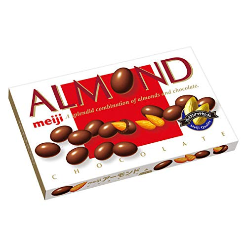 明治アーモンドチョコ 大箱 173g × 6箱