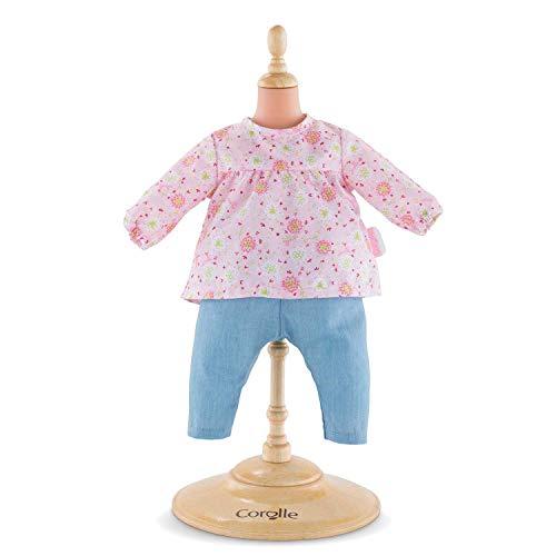 Corolle Mon Grand Poupon 14' Blouse & Pants Toy Baby Doll