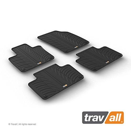Travall/® Mats TRM1231 Tapis de Sol en Caoutchouc sur Mesure