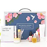 The Case Full Of Seoul  Best Of Korean Skincare 8 Piece Set, Korean Skincare Regimen Beauty Case