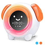 Best Children Alarm Clocks - KUUOTE Kids Alarm Clock, Children Sleep Training Clock Review