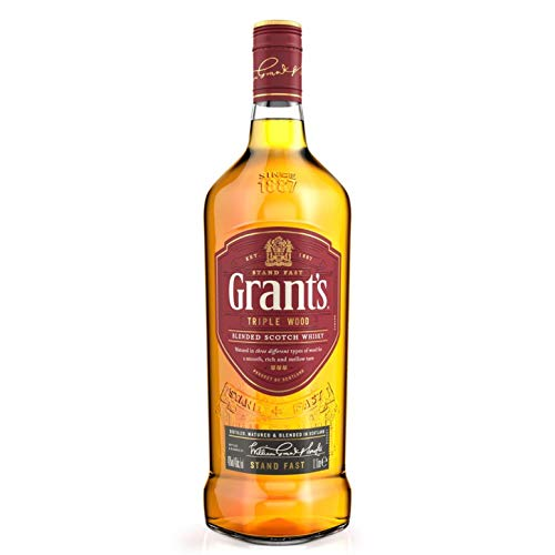 Grant\'s Triple Wood Blended Scotch Whisky (1 x 0,7 l)