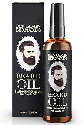 Bartöl Beard Oil für