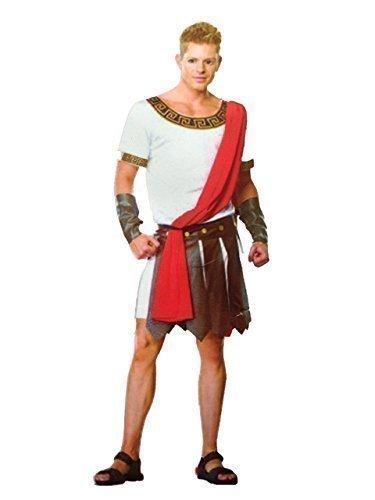 Cesare Imperatore Romano Costume da Uomo Adulto